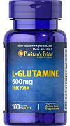 """ל-גלוטמין 500 מ""""ג"""
