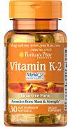ויטמין 50mcg  K2