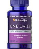 מולטי-ויטמין יומיומי לנשים
